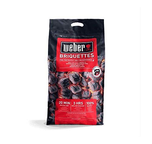 Weber 17591 Briketts 8kg
