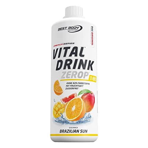 Best Body Nutrition Vital Drink ZEROP - Brazi...