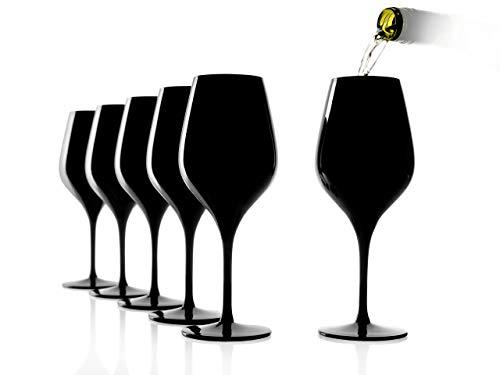 Stölzle Lausitz Exquisit Tasting Glas schwar...