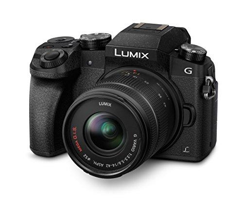 Panasonic LUMIX G DMC-G70KAEGK Systemkamera (...