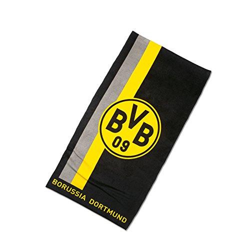 Borussia Dortmund BVB 09 Handtuch mit Logo/St...