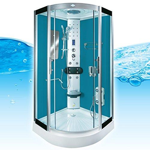 AcquaVapore DTP8046-5101 Dusche Duschtempel K...