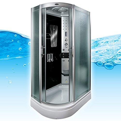 AcquaVapore DTP8060-7311L Dusche Duschtempel ...