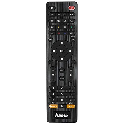 Hama Universalfernbedienung 4 in 1 Smart TV (...