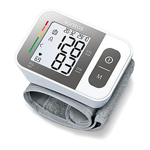 Sanitas SBC 15 Handgelenk-Blutdruckmessgerät...