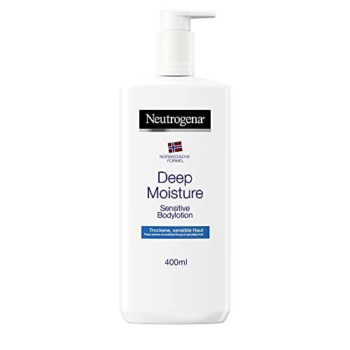 Neutrogena Deep Moisture Bodylotion Sensitive...