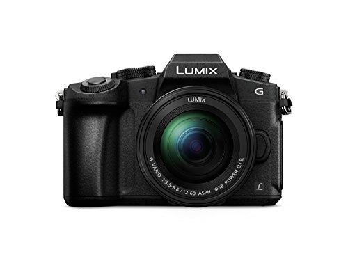 Panasonic Lumix DMC-G81MEG-K Systemkamera (16...