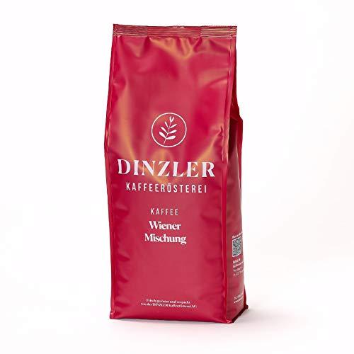 Dinzler Kaffeerösterei Wiener Mischung 1000g...