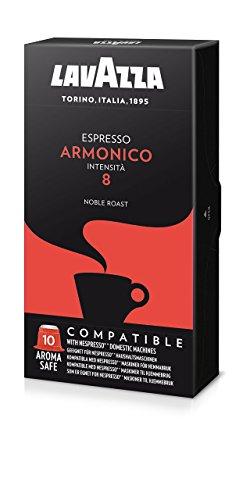 Lavazza Espresso Armonico, 50 Nespresso kompa...