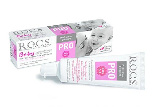 """R.O.C.S. Zahncreme\""""Pro Baby Mineralschutz\"""" ..."""