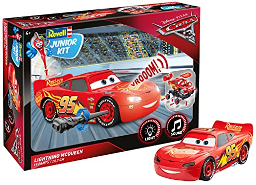 Lightning McQueen von Revell Junior Kit - Dis...