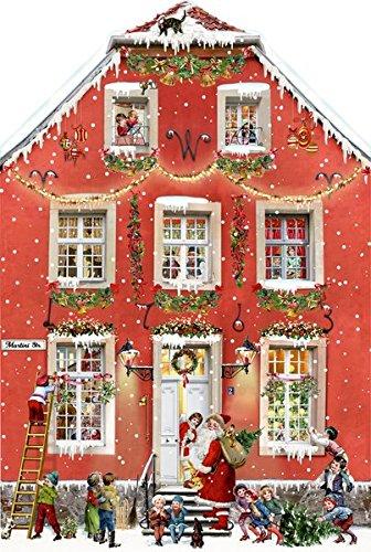 Aufstellkalender – Weihnachten bei uns Zuha...
