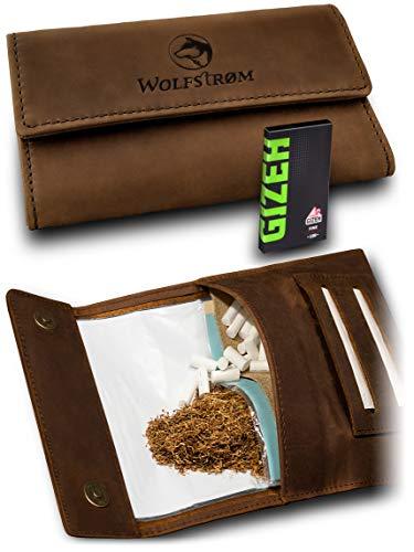 Tabaktasche \'Taruk\' – Premium Tabak-Beute...