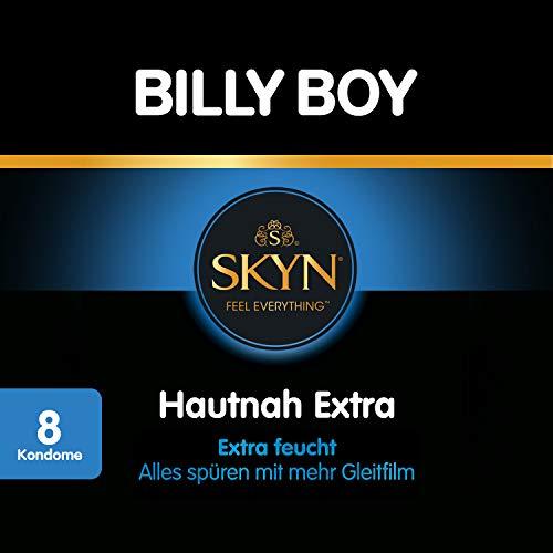 Billy Boy SKYN Hautnah Extra Kondome, latexfr...