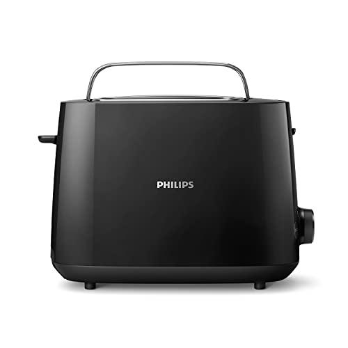 Philips HD2581/90 Toaster, integrierter Bröt...