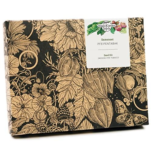 Pfeifentabak - Samen-Geschenkset mit 3 geeign...