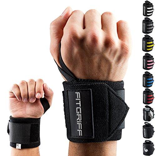 Fitgriff® Handgelenk Bandagen [Wrist Wraps] ...
