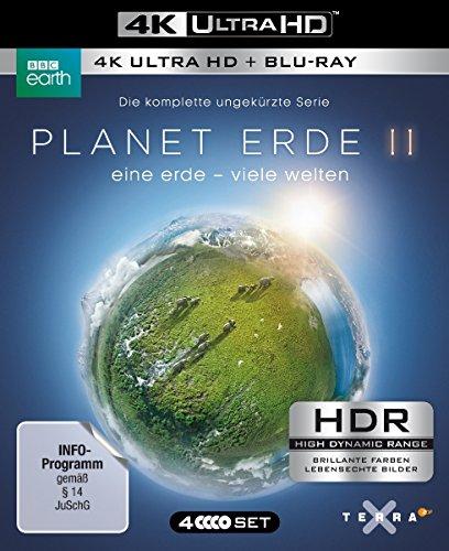 Planet Erde II: Eine Erde - viele Welten  (4K...