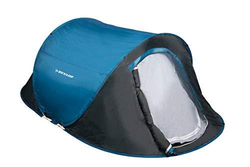 Dunlop 1 Persone Pop-up-Zelte, Kuppelzeltet C...