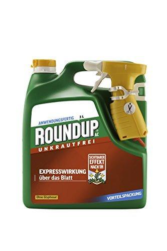 Roundup AC Unkrautfrei, Anwendungsfertiges Sp...