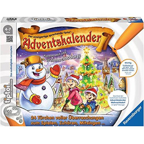 Ravensburger 00778 tiptoi Adventskalender - d...