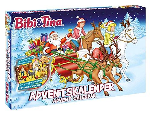 CRAZE 57460 Adventskalender Bibi & Tina-Marti...