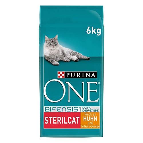 PURINA ONE BIFENSIS STERILCAT Katzenfutter tr...