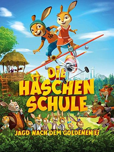Die Häschenschule - Jagd nach dem goldenen E...