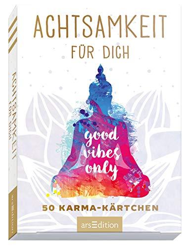 Achtsamkeit für dich - 50 Karma-Kärtchen: S...