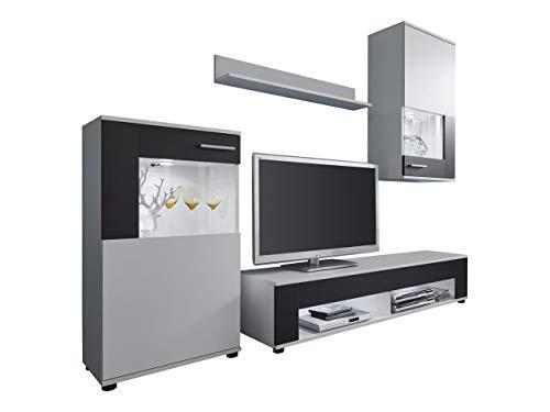trendteam smart living  Wohnzimmer 4-teilige ...
