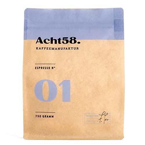 Espresso N°01 – Klassischer Espresso-Blend...
