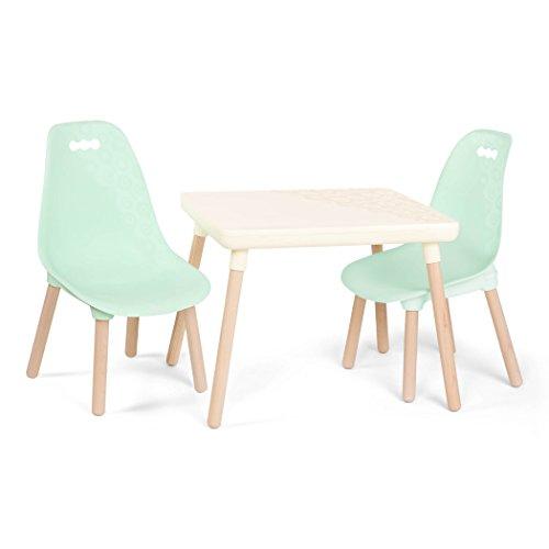 B. spaces Kindertisch mit 2 Stühlen – Kind...