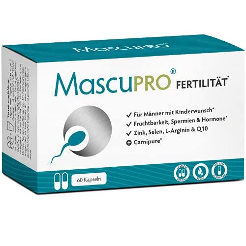 MascuPRO Fertilität Mann - Fruchtbarkeit - S...