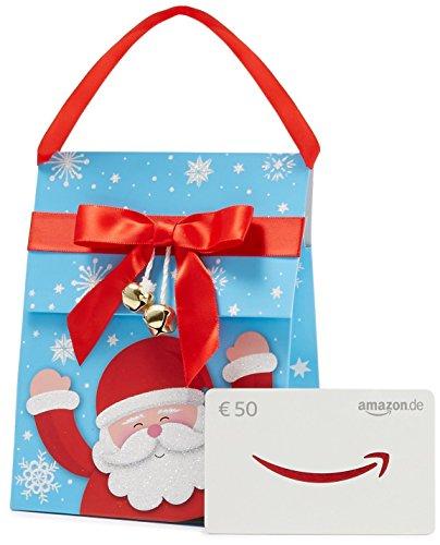 Amazon.de Geschenkkarte in Geschenktasche - 5...