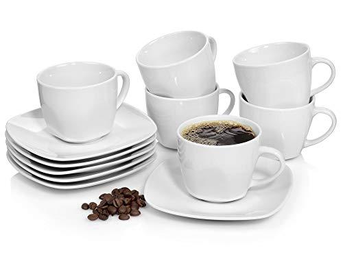 Sänger Kaffeetassen Set \'Bilgola\' aus Porz...