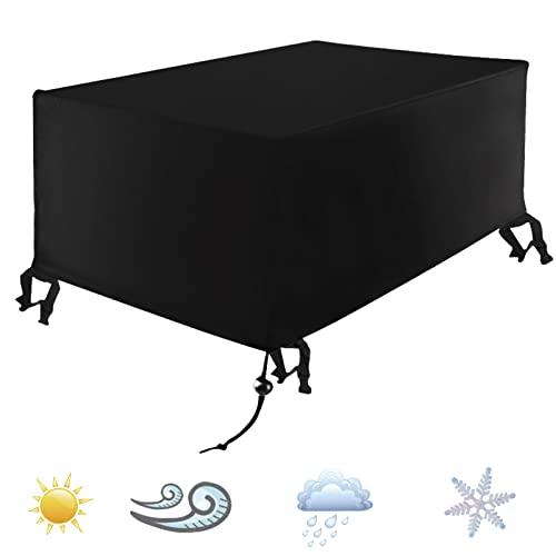 Xiliy Schutzhülle für Tisch Stühle Sitzgru...