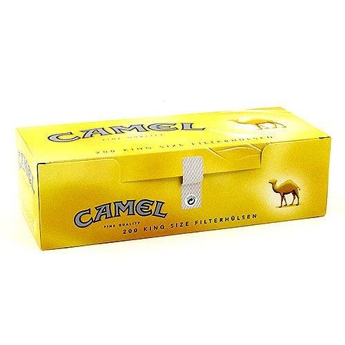 Zigarettenhülsen Camel King Size 1.000 Stüc...