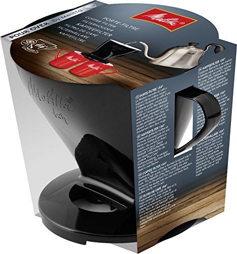 Melitta Kaffeehalter für Filtertüten, Kaffe...