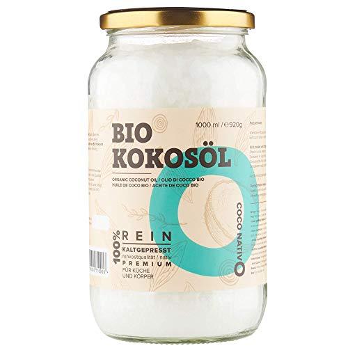 Bio Kokosöl CocoNativo - 1000mL (1L) - Bio K...