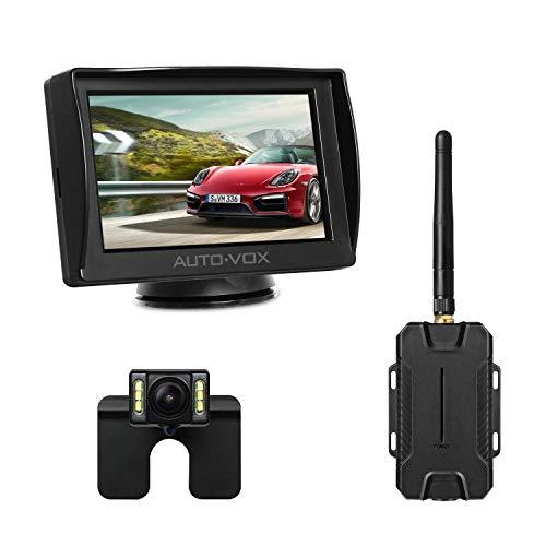 AUTO-VOX M1W Wireless Backup Kamera-Kit,Rück...