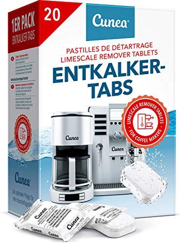 Entkalkungstabletten für Kaffeevollautomaten...