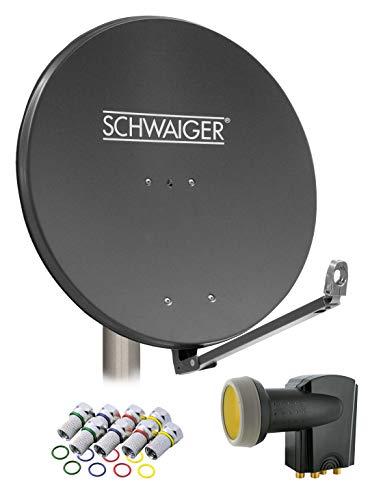 SCHWAIGER -4609- Sat Anlage, Satellitenschüs...