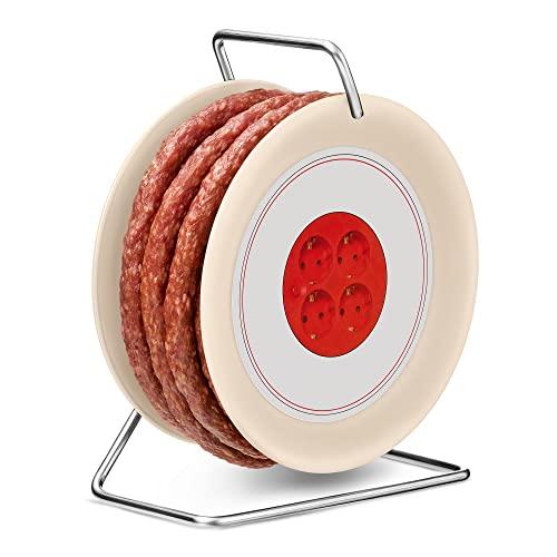 Pikanten Wurst Snack auf Kabeltrommel - 3,5 M...