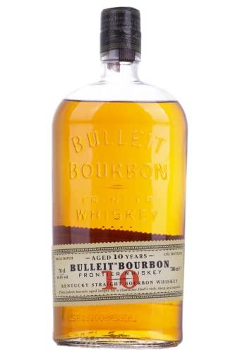Bulleit Bourbon Frontier Whiskey - 10 Jahre (...