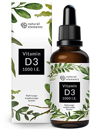 Vitamin D3 - Mehrfacher Sieger 2019/2020* - L...