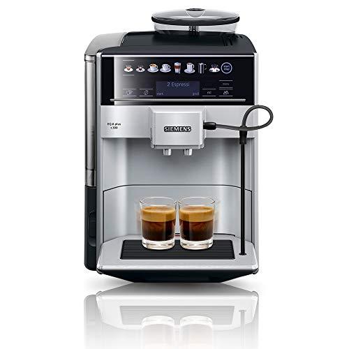 Siemens EQ.6 plus s300 Kaffeevollautomat TE65...