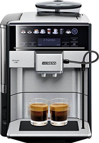 Siemens EQ.6 plus s700 Kaffeevollautomat TE65...