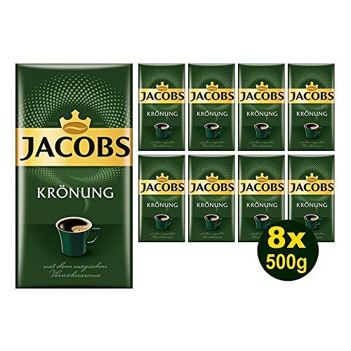 Jacobs KRÖNUNG gemahlen 8x 500g (4000g) - Ja...