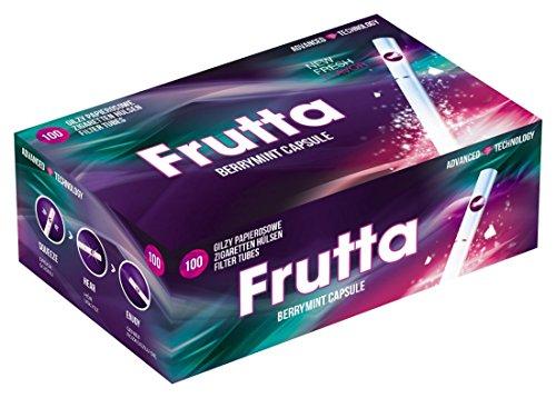 Frutta Click Hülsen Berry Mint Filterhülsen...
