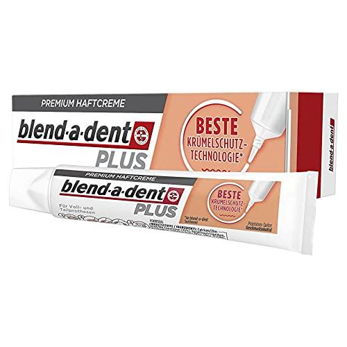 Blend-a-dent Plus Premium-Haftcreme Krümelsc...